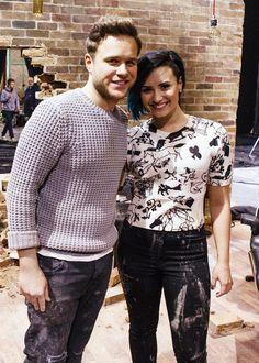 Demi & Olly *-*