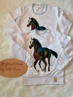 Bluza uszyta przez @katarzyna_mruk_hand_made  z naszych paneli #handmade #koń #horse #jersey #bluza #dres Jersey, T Shirt, Tops, Women, Fashion, Supreme T Shirt, Moda, Tee, Women's