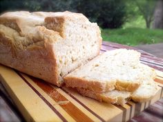 Gluten Free Vegan Bread!  (Uses standard GF cooking ingredients - if you just have basics - use this...)