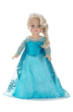 Madame Alexander Disney Frozen Elsa Collectible Doll
