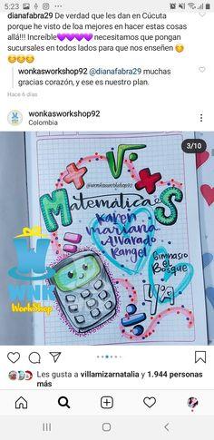 School Notes, Bullet, Doodles, Journal, Map, Lettering, Creative, Inspiration, Notebook