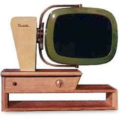 Atomic Ranch House: Still In Love With Telstar Predicta Repro Television Sets! Vintage Television, Television Set, Radios, Tvs, Tv Sets, Vintage Tv, Vintage Table, Vintage Decor, Old Computers