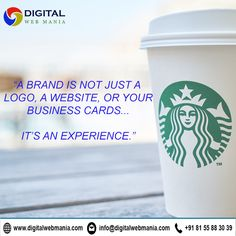 Creating a world class brand for a business that will grow and sustain it's values is what we do at Don't ruin your business, run it, brand it. Send us a DM to get started. Digital Web, Wednesday Wisdom, Web Design Company, Brand It, Ruin, Web Development, Internet Marketing, Get Started, Digital Marketing
