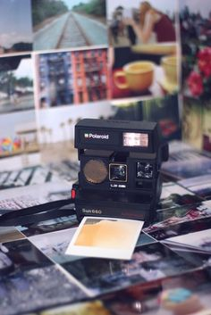 I have a polaroid camera, but my life would be complete if I had actual film!