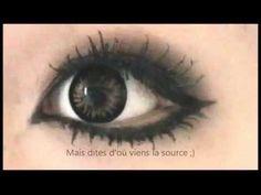 Gyaru makeup by Me☆