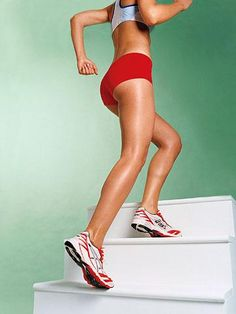 Workout: Sleeker Thighs in One Month | Fitness Magazine