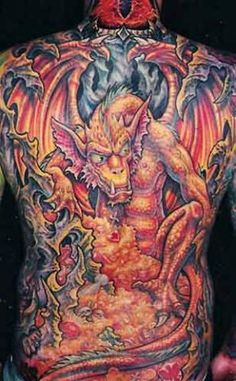 Find Pictures, Video & Information for Fantasy Tattoos on Tattoo Creatives. Fantasy Tattoos for men & women, browse all types of Fantasy Tattoos. Weird Tattoos, Back Tattoos, Awesome Tattoos, Tatoos, Fantasy Tattoos, Vampires And Werewolves, Dragon Tattoo Designs, Different Tattoos, Body Mods