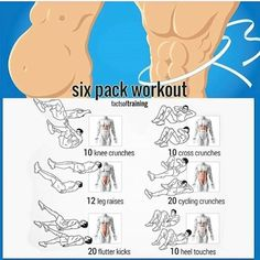 Six-pack workout tips ;) Follow @mensdapperhub for more Men's Fashion, Health & Lifestyle . . @factsoftraining