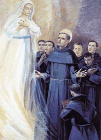 St Maximilian Maria Kolbe