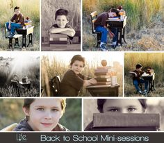 """Life in Moments Photography: """"Back to School"""" mini-sessions 
