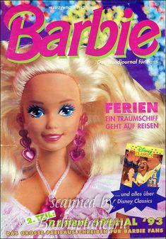 Barbie catalogue 1993