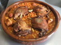 Batch Cooking, Pot Roast, Bacon, Lunch, Beef, Jai, Ethnic Recipes, Cookies, Homemade Recipe