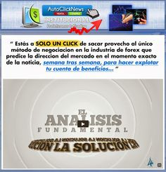 Rendimiento Inercial: AutoClickNews Institucional... Esto es el FOREX, el otro negocio!!!... #Video #Comparte!!...