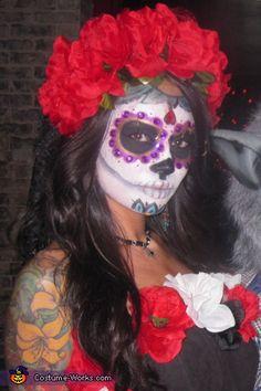 Mateo & Kimberly's Dia De Los Muertos