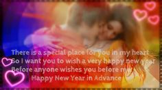 Advance Happy New Year 2015 SMS, ..........................