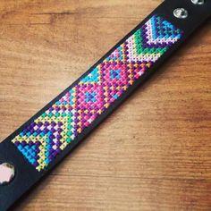 Borduur armband