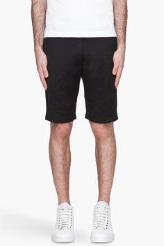 DIESEL Black Chi-Tight-Sho Shorts