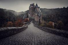Burg Eltz on Behance