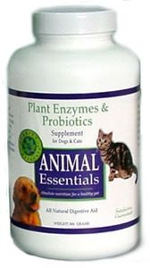 Animal Essentials Plant Enzymes & Probiotics (includes bromelain from pineapples)