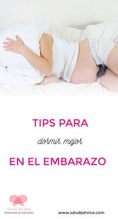 Encuentra la postura para dormir durante el embarazo