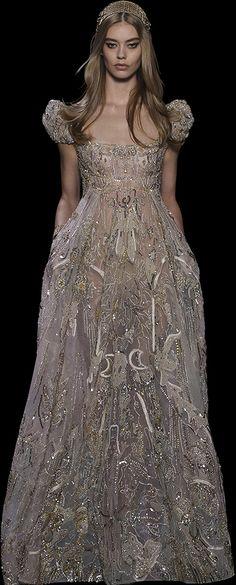 ELIE SAAB - Haute Couture - Automne Hiver 2015-2016 ✏✏✏✏✏✏✏✏✏✏✏✏✏✏✏✏ IDEE…