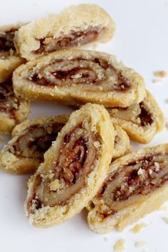 Apricot and Cinnamon Rugelach