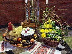 Великолепный тандем наших кондитеров и флориста! Щасливої Пасхи! Happy Easter! Счастливой Пасхи!