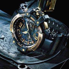 G Shock Watches Mens, Best Watches For Men, Luxury Watches For Men, Sport Watches, Stylish Watches, Cool Watches, Patek Philippe, Beautiful Watches, Casio Watch