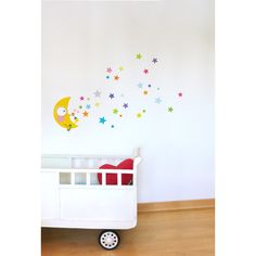 Found it at AllModern - Ludo Starry Night Wall Decal