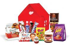 Cadou pentru copii de Mos Nicolae sau Mos Craciun #giftidea Snack Recipes, Snacks, Pop Tarts, Packaging, Kids, Snack Mix Recipes, Appetizer Recipes, Wrapping, Treats