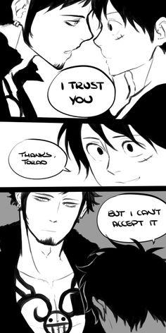 When Law gets that kiss refused by Luffy XDD One Piece Meme, One Piece Funny, One Piece Ship, One Piece Comic, One Piece Fanart, Mugiwara No Luffy, Otaku, Manga Anime One Piece, One Peace