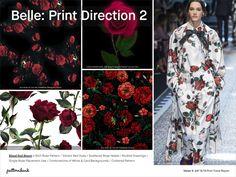 Vision 5: Autumn/Winter 2018/19 Print & Pattern Trend Report | Patternbank