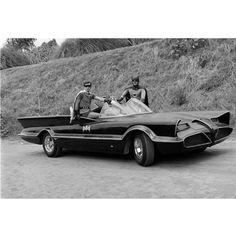 Batman Classic 1966 TV Banished From Gotham Gallery Print