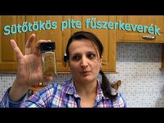 Sütőtökös pite fűszerkeverék - SÜTÉS KEZDŐKNEK - YouTube Ocd, Youtube