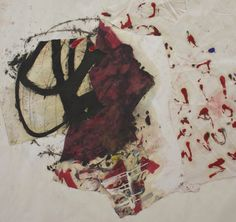 art journal - expression through abstraction — hildymaze:   inner traces of outer appearances ...