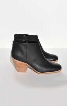 Rachel Comey Mars Boot, Black - ANAISE