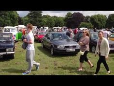 Thoresby Classic Car Show 30th June 2013 East Midlands Festival of Transport - YouTube