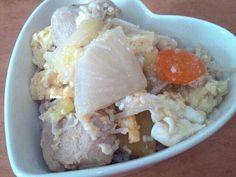 味薄めだった(´・ω・`) - 4件のもぐもぐ - 親子丼 by nyunyun