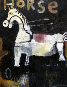 """Melinda K. Hall, Artist - 2011: """"Just Paint"""""""
