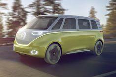 Volkswagen I.D. Buzz - pictures