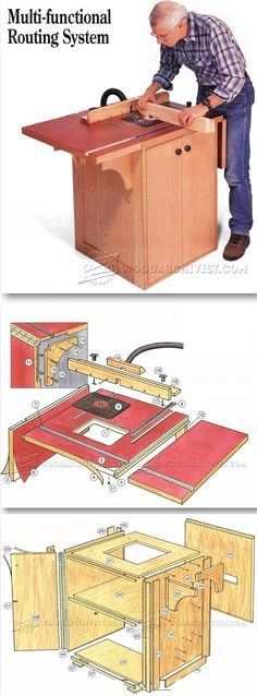 Woodworking Projects, Plans, Tips, Jigs, Tools