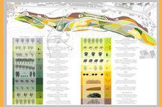 Progetto per il Parco dell'area di Fonte Maggiore (Macerata)