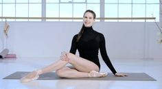 Ballet Beautiful with Mary Helen Bowers - Tone and lift your derrière | NET-A-PORTER.COM