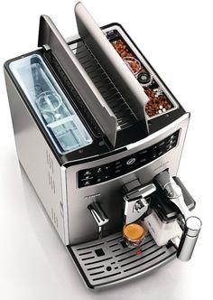 best super automatic espresso machine overall - Saeco Xelsis Evo