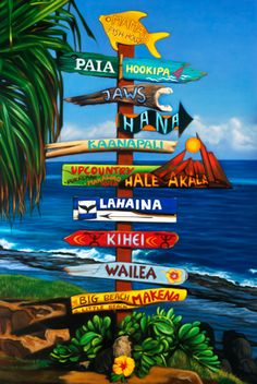 All signs point to #Maui. What's your destination?