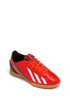 adidas  F5  Indoor Soccer Shoe (Toddler cdf66732e
