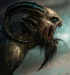 34 best evil mythicals images on pinterest mythical creatures