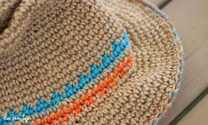 cómo tejer un sombrero de ganchillo para verano Sombrero A Crochet, Crochet Clothes, Crochet Baby, Owl Hat, Knitted Hats, Diy Crafts, Blanket, Knitting, Creative