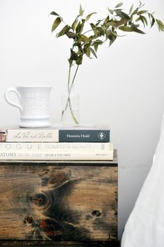 One Duvet, Three Bloggers: Styling The #Soft-Washed #Linen #Bedding on the #AnthroBlog