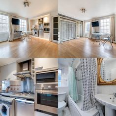 for sale a large bright studio apartment located in park west the large